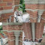 After completion of full chimney restoration brick bricks bricktint bricktintinghellip