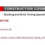 Derbyshire based brick tinting company available for nationwide work Contacthellip