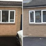 Another successful brick tinting job on a residential property brickhellip