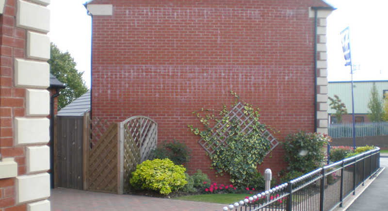 Brick Tinting